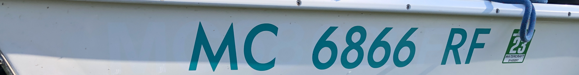 Boat Registration Stickers.com
