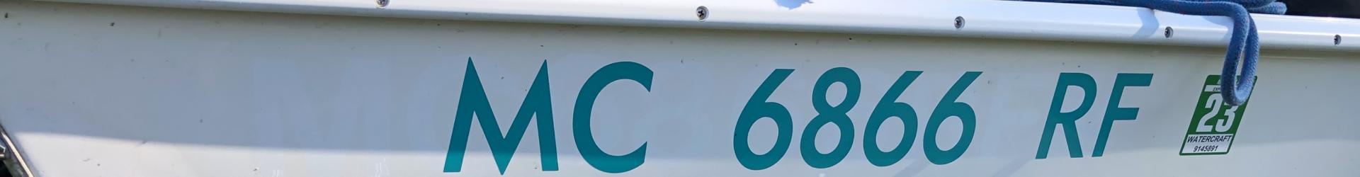 Boat Registration Stickers.com