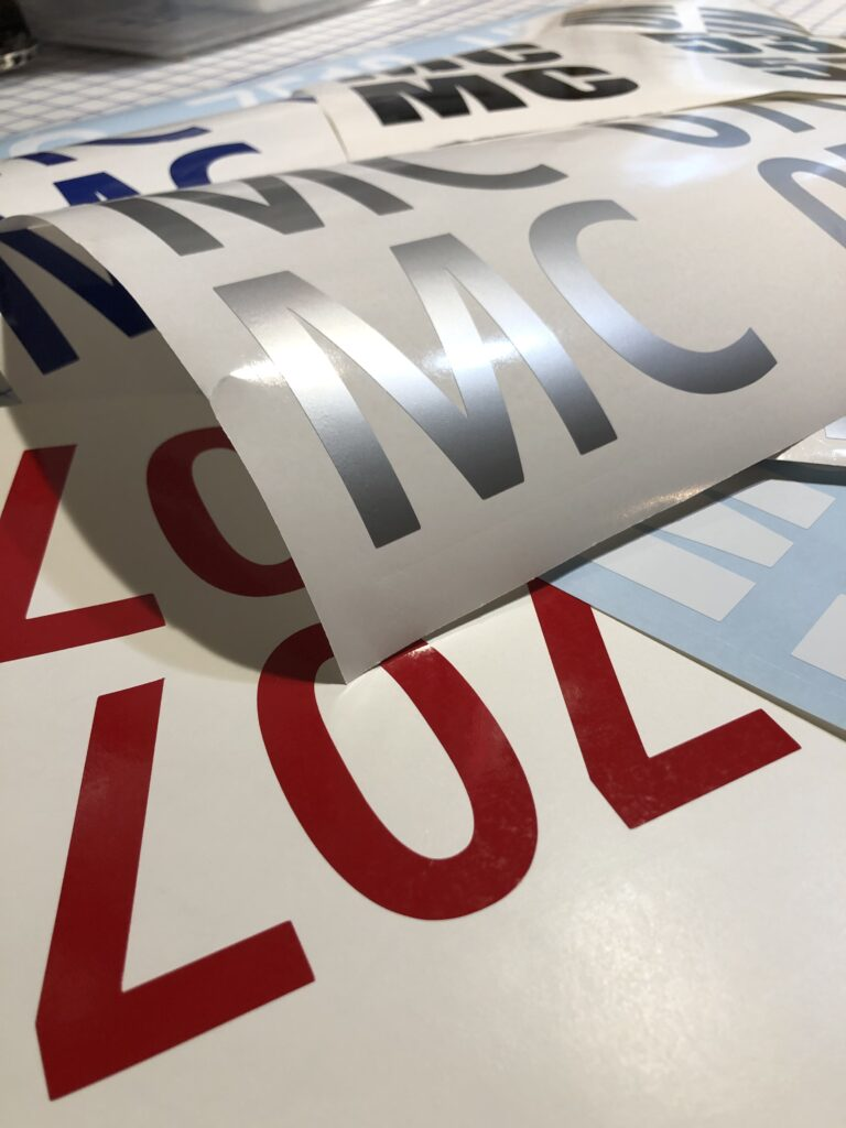 Boat Registration Stickers - Any boat, any state, easy to apply boat registration stickers